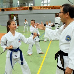 Seminarium C.K. Choi 9 dan - Taekwondo Gromowski Działdowo Toruń
