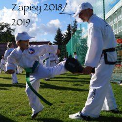 Taekwon-do Gromowski Zapisy 2018/2019 Toruń, Chełmża